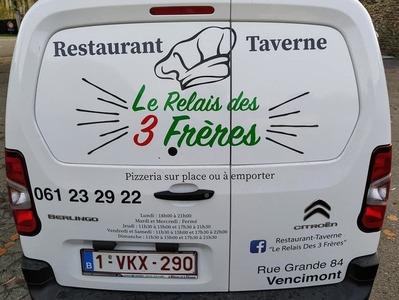 Le Relais des 3 Frères - Restaurant  - Galerie